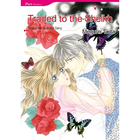 Traded to the Sheikh (Harlequin Comics) - eBook