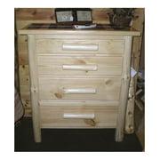 Medium Split Drawer Dresser