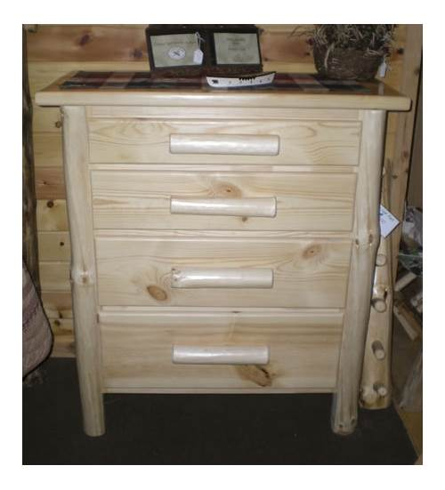 Medium Split Drawer Dresser