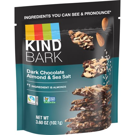 KIND Bark Dark Chocolate Almond Sea Salt - 3.6oz