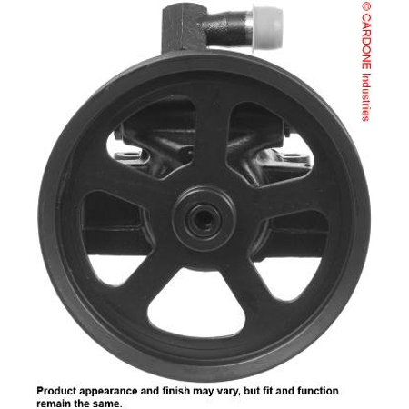 Cardone (A1) Industries 20-286P Power Steering Pump  OE Replacement; Remanufactured; With Pulley; With O-Rings/ Teflon Seal - image 2 de 2