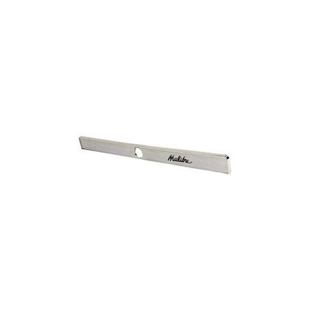 Eckler's Premier  Products 50-204411 Chevelle Glove Box Door Trim Plate, Malibu, 65 Chevelle Glove Box