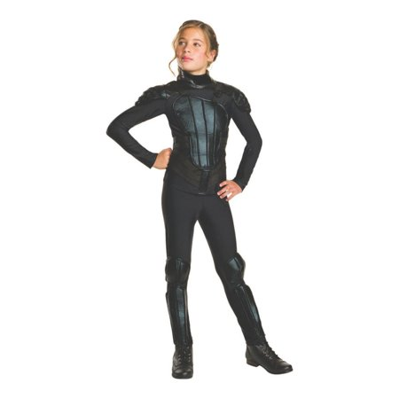 Holloween Costumes For Teens (The Hunger Games Mockingjay Part 1 Deluxe Katniss Teen Halloween)