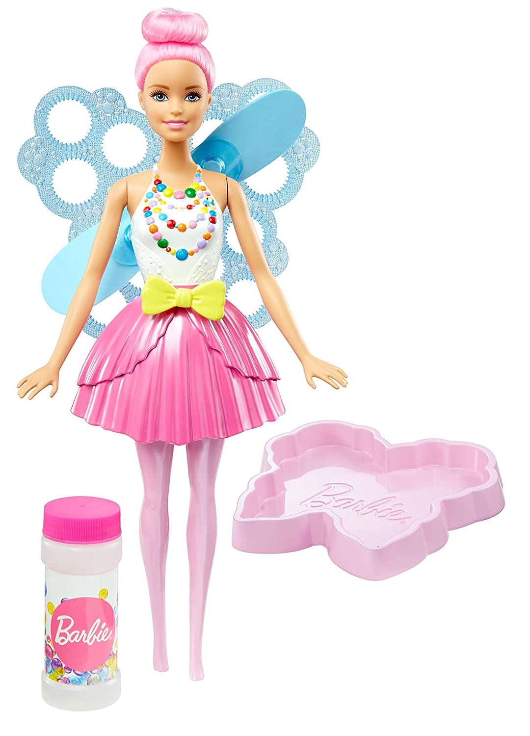 Dreamtopia Bubbletastic Fairy Doll, The make-believe land of Dreamtopia's Sweetville is full of... by