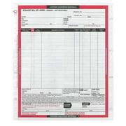 JJ KELLER Hazmat Bill of Lading Forms,Hazmat,PK500 12469