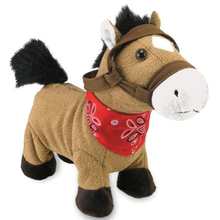 Gallop - Musical Horse by Cuddle Barn - Large Wooden Horse Barn