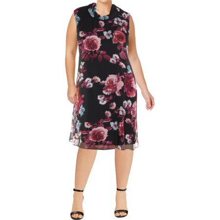 Connected Apparel Womens Party Sleeveless Special Occasion Dress