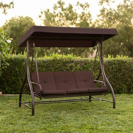 Converting Outdoor Swing Canopy Hammock Seats 3 Patio Deck Furniture - Converting Outdoor Swing Canopy Hammock Seats 3 Patio Deck