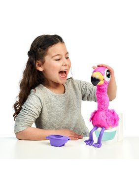 Little Live Pets Gotta Go Flamingo, Singing, Wiggling, & Pooping Toy