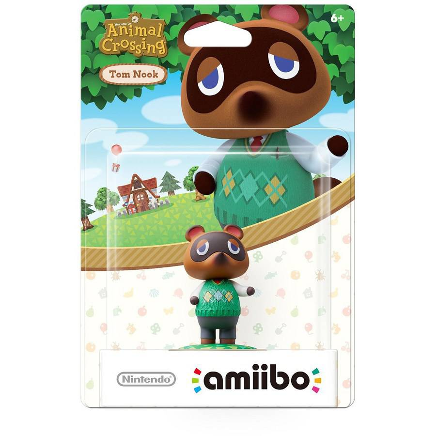 Tom Nook Animal Crossing amiibo (Universal)