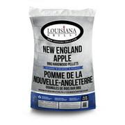 Louisiana Grills All Natural Hardwood Pellets - New England Apple, 20lbs