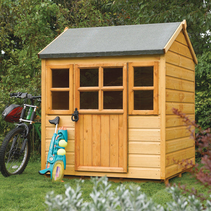 Little Lodge Playhouse by Rowlinson Garden Products