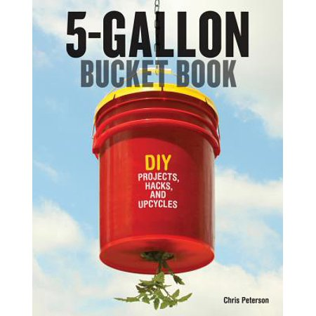 5-Gallon Bucket Book : DIY Projects, Hacks, and Upcycles](Diy Halloween Life Hacks)
