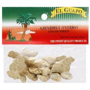 El Guapo Whole Ginger, 1.25 oz, (Pack of 12)