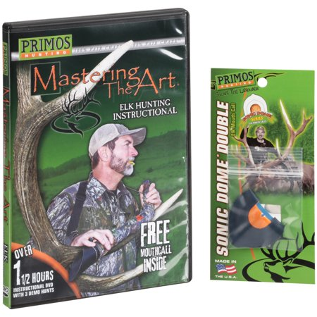 Gps Instructional Dvds (Primos Hunting Mastering the Art Elk Hunting Instructional)