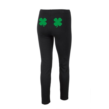 Shamrock Leggings (St. Patricks Day - Shamrock)
