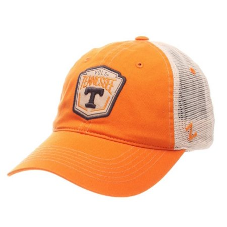 Zephyr Hats Tennessee Vols Knoxville Hat Cap Custom Logo NCAA College Mesh Back - Tennessee Volunteers Hat