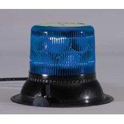 PSE AMBER LSS222BM Dual Level Strobe,Blue,Mag/Suction,LED