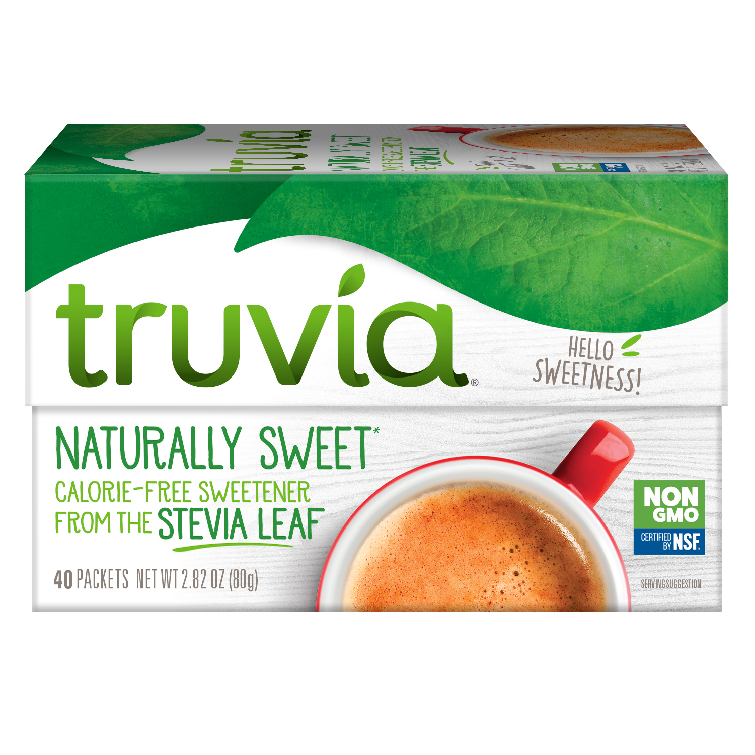 Truvia 40 Count Natural Sweetener