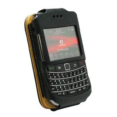 Blackberry Bold 9700 Executive Leather Wallet Case [Retail Packaging]