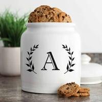 Personalized Jar - Initial Treat