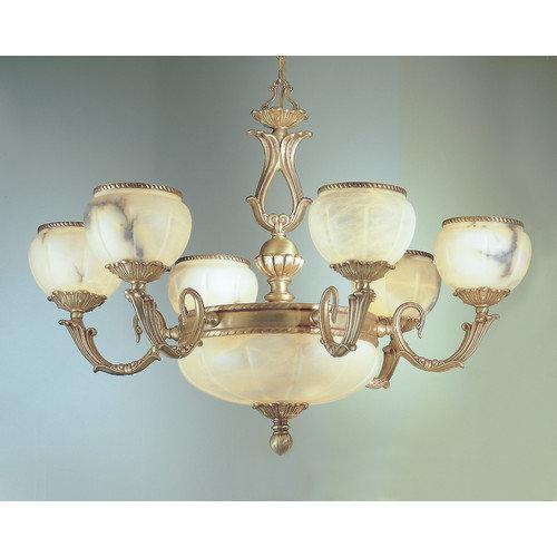 Classic Lighting Alexandria I 9 Light Chandelier