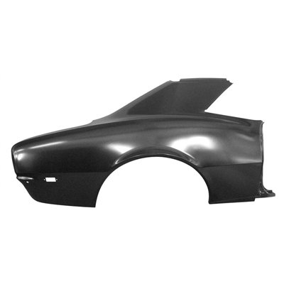- GMK402060168R Right Quarter Panel Skin for 1968 Chevy Camaro