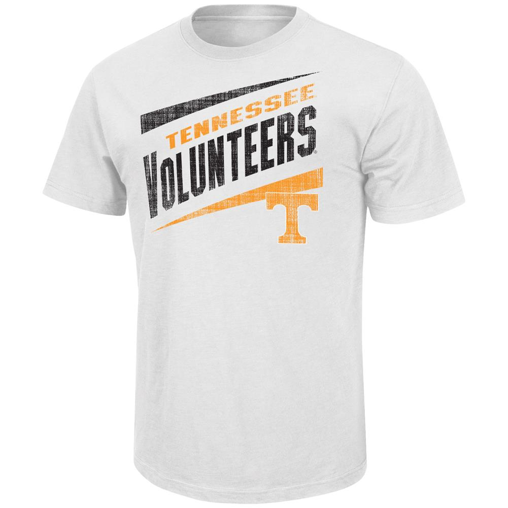 Men's Downslope Tennessee Volunteers Vols UT Short Sleeve Tee