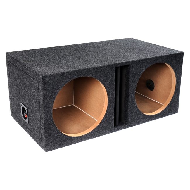 "Atrend-Bbox E15D B Box Series 15"" Dual Sealed Bass Box"