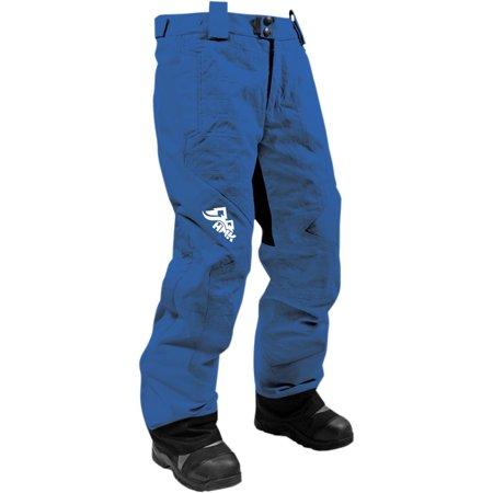 HMK Dakota Womens Snowmobile Pants Blue (Womens Snowmobile Pants)