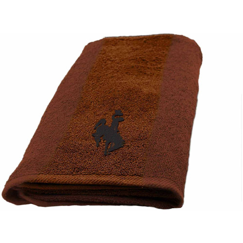 NCAA Hand Towel, Wyoming