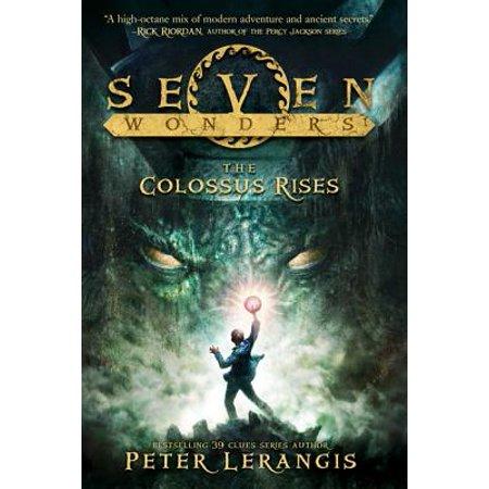 Seven Wonders Book 1: The Colossus Rises - eBook