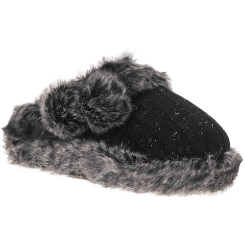 Women's Fiyer Knit Clog Slippers