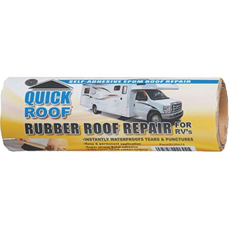Quick Roof Instant Waterproofing for Rubber Roofs