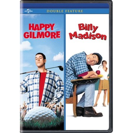 The Happy Gilmore / Billy Madison Collection (DVD) - Happy Halloween Comedy