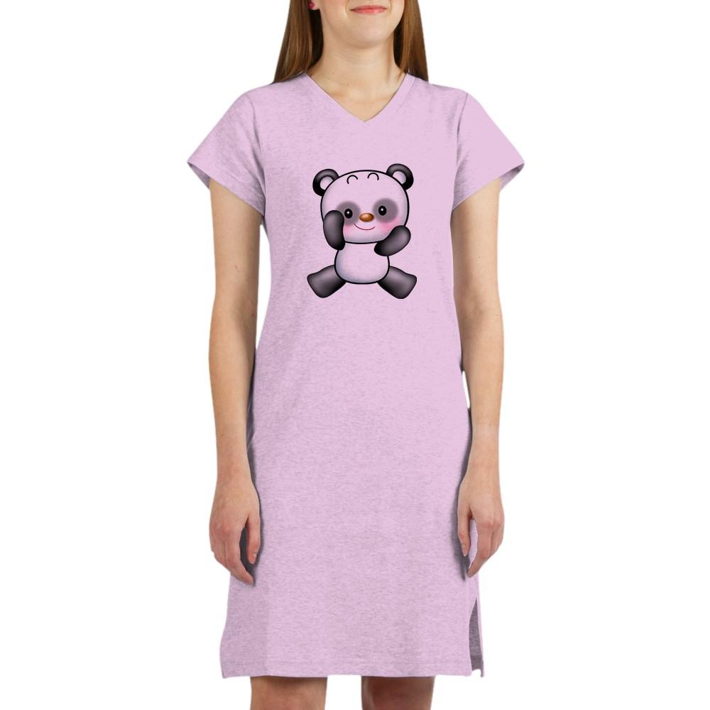 1f03f5170 CafePress - Cute Panda - Women's Nightshirt - Walmart.com