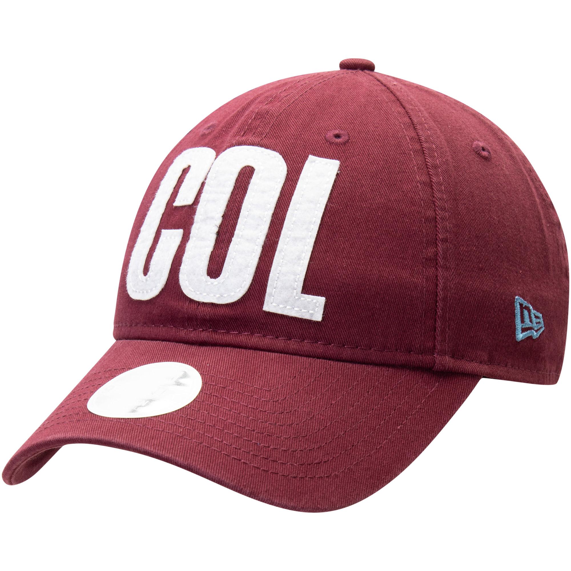 great fit release date: amazing selection Colorado Rapids New Era Women's Airport 9TWENTY Adjustable Hat ...