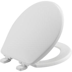 Astonishing Bemis Residential Molded Wood Toilet Seats White Dailytribune Chair Design For Home Dailytribuneorg