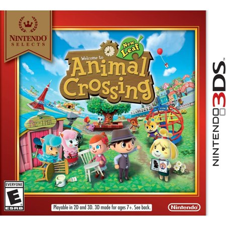 Animal Crossing: New Leaf - Nintendo Selects (Nintendo 3DS) ()