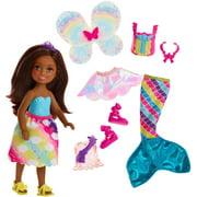 Barbie Dreamtopia Rainbow Cove Dress Up Chelsea Doll