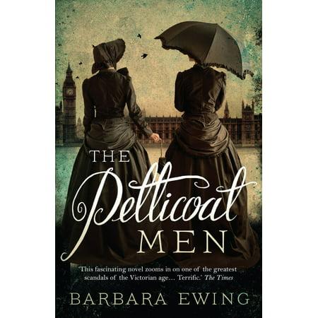 The Petticoat Men - eBook