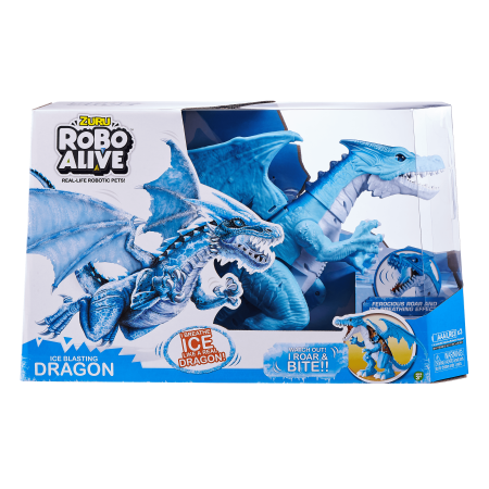 Zuru Robo Alive - Dragon Ice