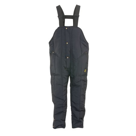 RefrigiWear Men's Iron-Tuff Insulated High Bib Overalls -50F Extreme Cold