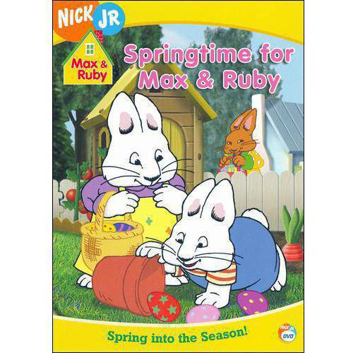 Max & Ruby: Springtime For Max & Ruby (Full Frame)
