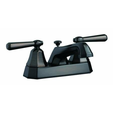 Design House 525584 Barcelona Lavatory Faucet Brushed Bronze
