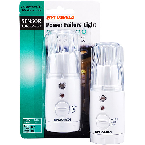 Sylvania Power Failure 3-in-1 Light