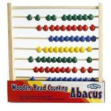 Toys & Co (Small Bead Counter Wooden, PartNo 1708, by Homeware Co, Ltd, Toys, Toddler &)