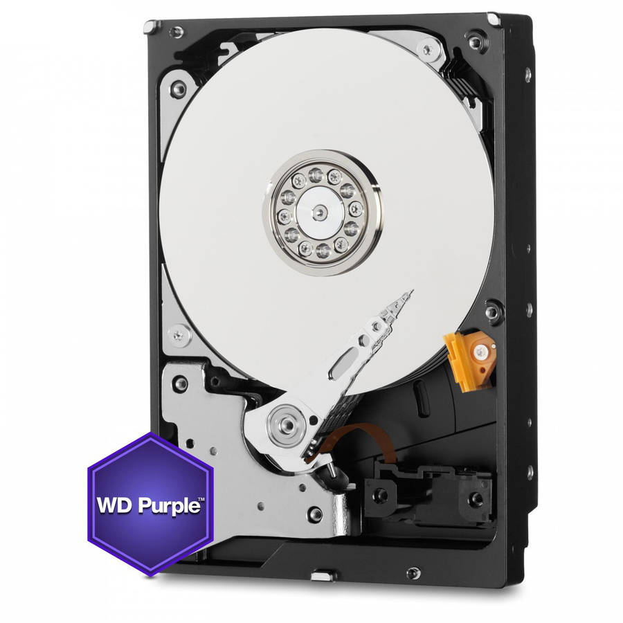 "Western Digital Purple 3TB 3.5"" Surveillance Hard Drive"