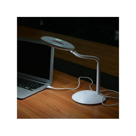 3 Level Adjustable Brightness Usb Rechargeable Desk Table