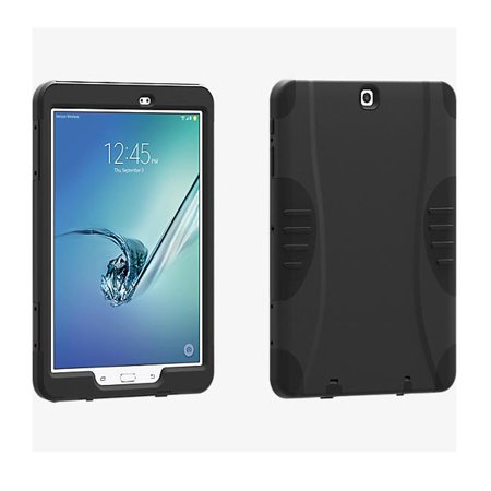 Verizon Rugged Case for Samsung Galaxy Tab S2 - Black ()